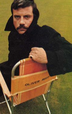 love Oliver Reed - wasn't he so gorgeous and dangerous?!