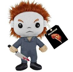 These Horror Movie Plushies will Leave You Sleeping with the Light On #kids #toys trendhunter.com