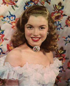 Norma Jeane photographiée par Richard Miller en 1946.