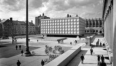 Beinecke Rare Book & Manuscript Library | Gordon Bunshaft | SOM | 1963 | New Haven