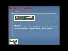 Lezione 10 (VIDEO) - LA R.A.M. Ora la memoria che permette di caricare i programmi da utilizzare.