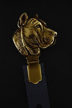 Presa de Canario millesimal fineness 999 dog by ArtDogshopcenter