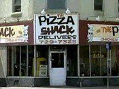 The old Pizza Shack, BEST pizza in town, best French/garlic bread, best spaghetti and best jo jo's.  Miss this place.