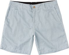 The RVCA Decades Hybrid Shorts are heritage twill hybrid shorts with a button and zipper fly closure.  They have belt loops, triple needle stitching on ...Vic