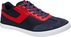 Tenis Topper Street Azul e Vermelho