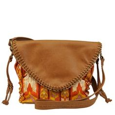 Jessica Simpson Tahiti Flapbucket Bag   www.shoemall.com Carolyn's Pick from #ShoeMall