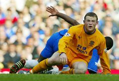 Rooney Returns to Everton as a Champion but Not a Conqueror - The New York Times