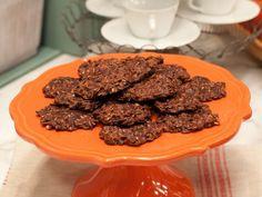 "No-Bake ""Cow Pile"" Cookies Recipe : Katie Lee : Food Network - FoodNetwork.com"