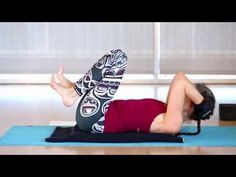Free Inversions Yoga Class with Ana Forrest Yoga - YouTube