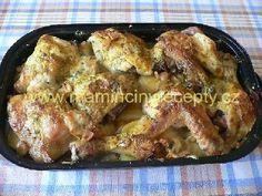 Kuře s nivou a česnekem