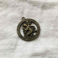 St Christopher Medal - Mercari: Anyone can buy & sell