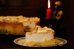 La mejor tarta de limón y merengue