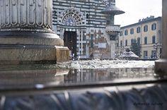 Duomo Square and Pescatorello fountain [Photo Credits: Domenico Iuliano]