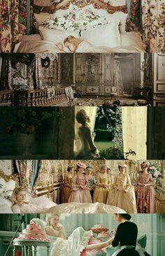 Marie Antoinette (2006) Director: Sofia Coppola. Photography: Lance Acord.