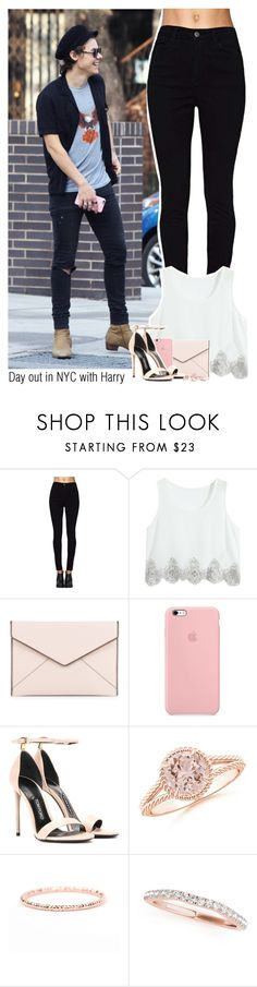 """Day out in NYC with Harry"" by sixsensestyles ❤ liked on Polyvore featuring Rebecca Minkoff, Tom Ford and Jukserei"