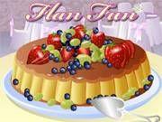 Blancmange, Barbie Games, Fruit Salad, Tiramisu, Cheesecake, Desserts, Tailgate Desserts, Fruit Salads, Deserts