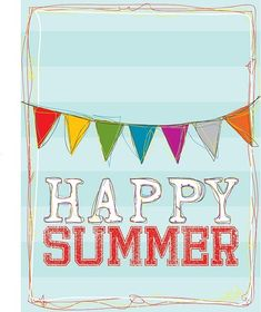 Nothing says #summer quite like this free #printable! What are you waiting for? Download it today!