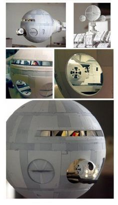 Don't know if this is the original model (which Kubrick had destroyed) or another example of devoted fan art. Stanley Kubrick, Perry Rhodan, 2001 A Space Odyssey, Sci Fi Models, Sci Fi Ships, Classic Sci Fi, Movie Props, Space Travel, Space Crafts