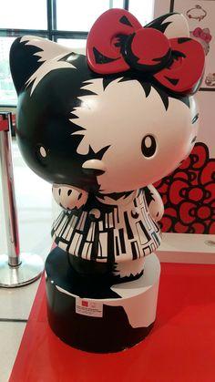 Exposição O mundo da Hello Kitty ❤ É muito amor ❤❤❤