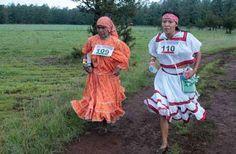 Twitter / lajornadaonline: El Ultamaratón de los Cañones: ...