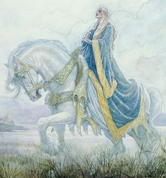 Tír Na nÓg - Ireland Of The Welcomes, We continue our series on Irish legends and sagas, aimed at younger readers interested in their Irish heritage (and also at young at heart!). Shauna O'Halloran retells Tír Na nÓg, story of The Legend of Oisín and Niamh and Land of Eternal Youth.