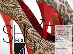 Hiegl Shoe - neben aktuellen Serien auch exklusive Einzel- und Sonderanfertigungen