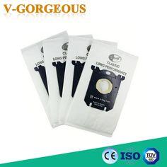 10 stuks/veel Stofzuiger Zakken Stofzak voor Electrolux Stofzuiger filter en S-BAG