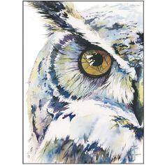 watercolor owl images | Wise Whimsical Owl – Watercolor and Ink | Asmalltowndad's Weblog