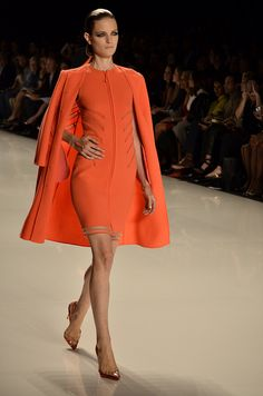 Chado Ralph Rucci Spring Summer 2013 ~ photo, Christopher Macsurak/Totally Cool®