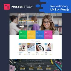 Masterstudy Education LMS WordPress Theme for eLearning and Online Education Business. Discover outstanding Learning Management System for Wordpress Plugins, Wordpress Theme, Education Website Templates, Job Website, Training Center, Online Courses, Authors, Black Friday, Management