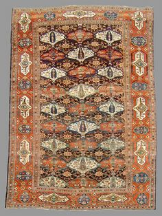 Bakhtiari   Bakhtiari 19th C (4th Q) Persia