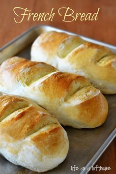 Just the thought of making French Bread at home intimidated me. I assumed it would take hours upon hours of dough making, kneading, rising, etc. etc. Blah! Who's got time for dat? I don't. Well, the truth is you can have delicious homemade French Bread in just one hour! Yep. One hour. This dough is... Read More »
