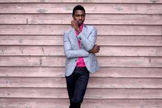 Men's fashion/ fashion for men , suit , pant.