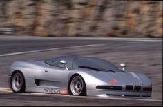 automotive fans: 1991 BMW Nazca C2 (ItalDesign)