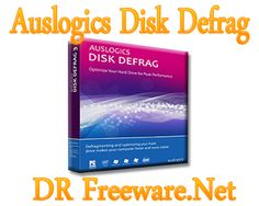 Auslogics Disk Defrag 4.4.1.0 Portable Installer Free Download