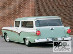 '57 Ford Custom wagon
