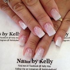 gorgeous sparkle nails