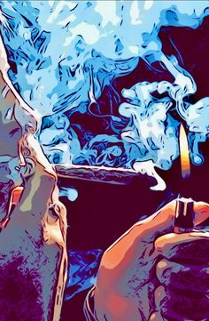 Marijuana Wallpaper, Weed Wallpaper, Arte Dope, Dope Art, Arte Do Hip Hop, Drugs Art, 7 Arts, Arte Cyberpunk, Marijuana Art
