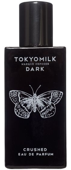 TOKYOMILK CRUSHED PERFUME Crushed has fragrant notes of Earth + Moss, Crushed Herbs, Wild Grass, Jasmine. $36.00 #tokyomilk #perfume #fragrance
