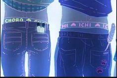 Choro and Ichi' boxsers glowing part 2 Me Me Me Anime, Anime Guys, Happy Tree Friends, Ichimatsu, Wattpad, Hunter Boots, Rubber Rain Boots, Instagram, Crying
