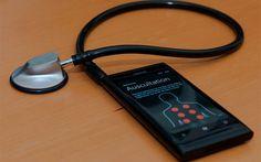 Favoriser la détection précoce des pneumonies en utilisant un stéthoscope en réseau branché sur un « smartphone »