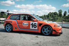 Gulf Civic EG B16 Turbo