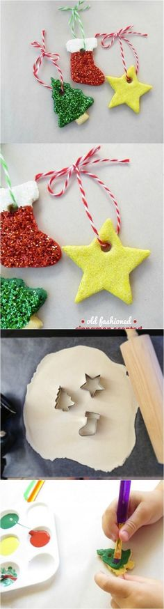 DIY Cinnamon Scented Ornaments | DIY Fun Tips