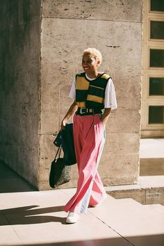 Street Style Trends, Street Style Outfits, Spring Street Style, Fall Outfits, Cute Outfits, Fashion Outfits, Fashion Trends, Street Styles, Office Outfits