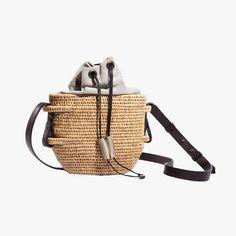 Maison de Mode Khokho Thembi bucket bag, $570, maison-de-mode.com
