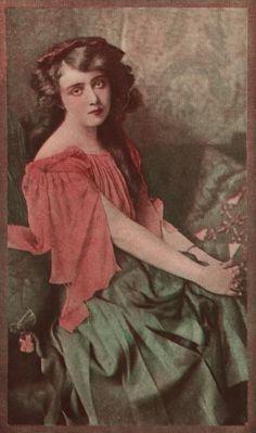 May de Sousa by Matzene, 1907 Saison Ciel