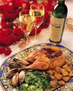 French Roast Chicken - I could eat it every day.  see J. Pepin
