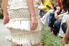 Crochetemoda: Vanessa Montoro - Summer Collection 2013