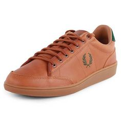 Fred Perry Hopman Leather