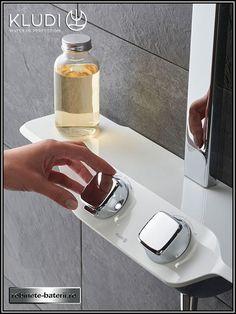 Sistem de dus Kludi Cockpit Discovery cu termostat Bath Caddy, Discovery, Design, Design Comics